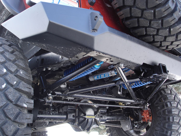 Cascade 4WD - Four Wheel Drive Projects
